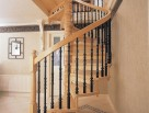 solid timber spiral staircases
