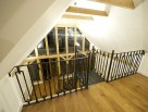 Matching mezzanine railings