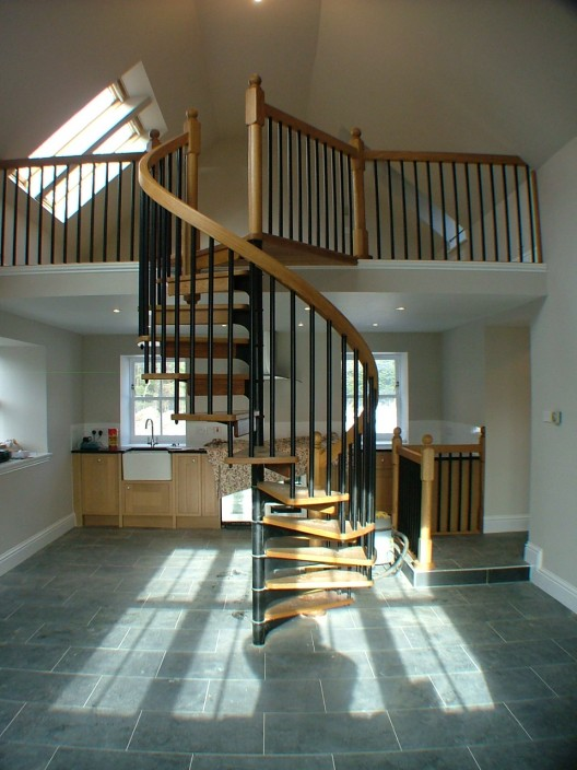 Wooden Handrails British Spirals Amp Castings