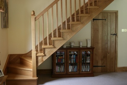 Splendid Staircases in Wood