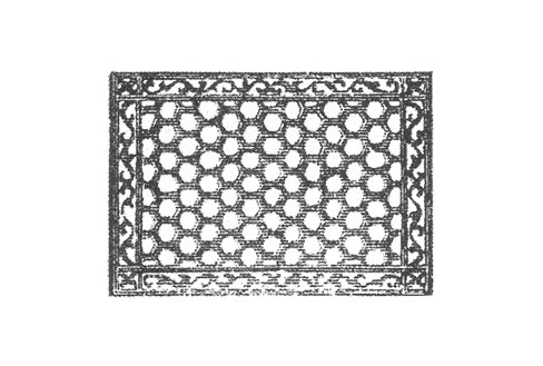 Cast Iron Gratings