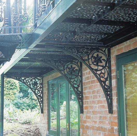 Victorian Balconies British Spirals Amp Castings