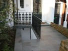 Decorative Cast Iron Railings