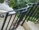 Wrought Iron Staircase Balustrade