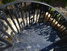Victorian Spiral Staircase with Regent Ornate Balusters