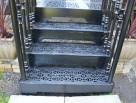 Cast Aluminium Straight Staircases