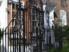 Ornate Cast Iron Railings