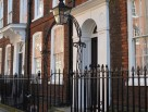 Cast Iron Railings