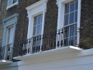 Traditional Cast Iron Balustrade