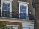 Traditional Cast Iron Railings