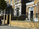 Traditional Wall Top Railings