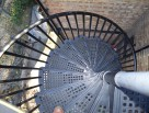 Simple Georgian LCC Spiral Staircase