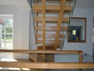 Custom Built Wooden Staircase