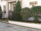 Edwardian Cast Iron Railings