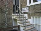 External Staircase Balustrade