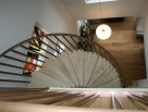 Contemporary and Stylish Scandinavian inspired Spiral Staircases