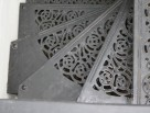 external decorative staircase