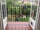 Traditional Cast Iron Balcony Railings