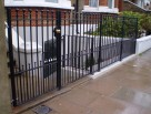 Contemporary Railings and Gates