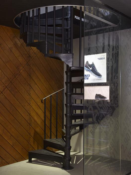 Modern Art Deco Spiral Staircases British Spirals
