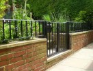 Plain and Simple Wall Top Railings