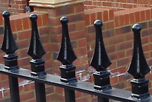 Metal Railing Heads