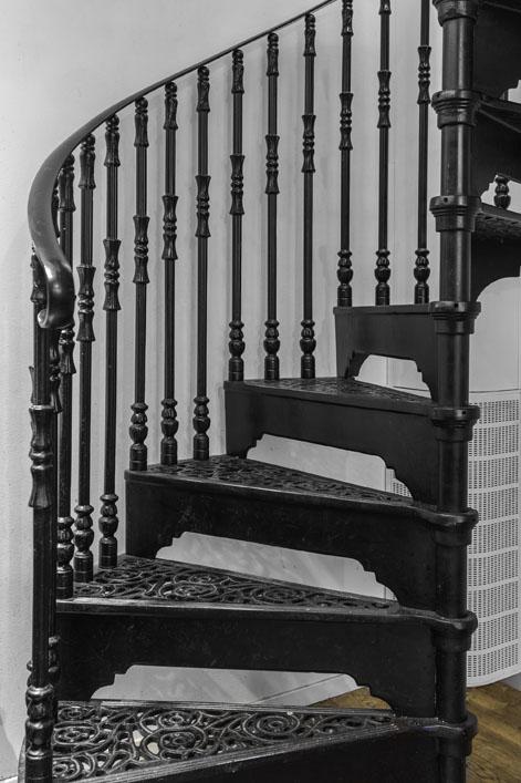 Amazing Ref: Victorian Spiral Stairs 3 Baluster Per Tread