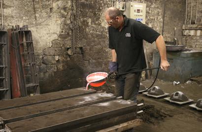 british cast aluminium foundry