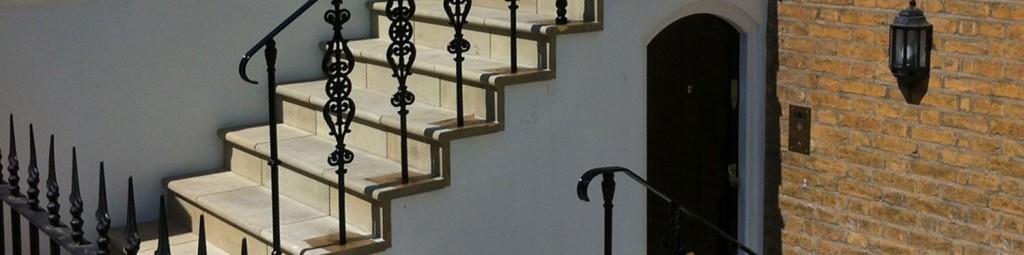 staircase balustrade