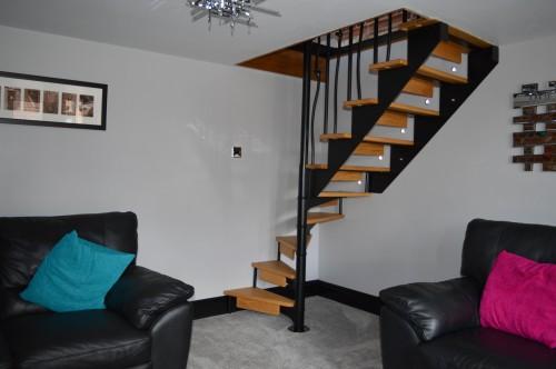 Scandinavian Staircase - Moore