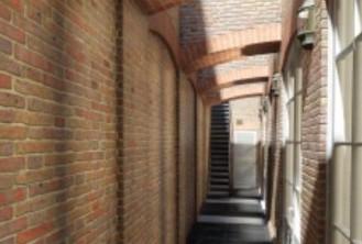 Balcony passageway