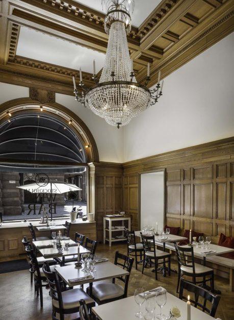Stockholm Winebar Interior 4