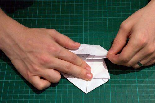 christmas-stair-origami-11