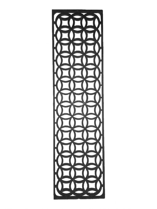 Circular Design Metal Grating BSC12040