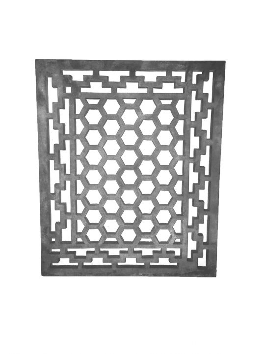 Ornemental Metal Grating BSC12026