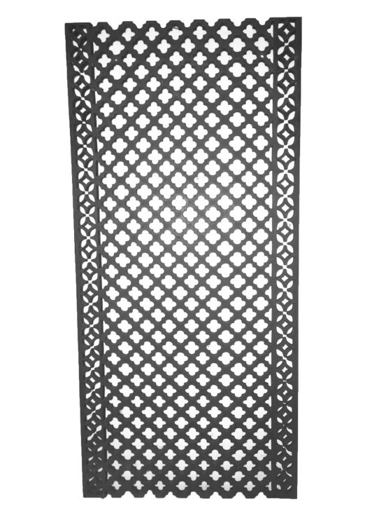 Ornemental Metal Grating BSC12028