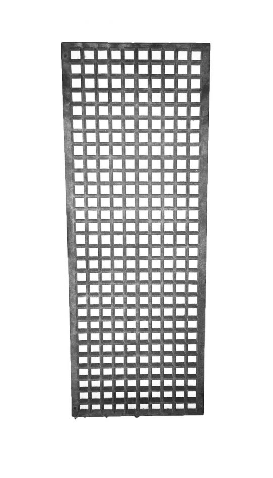 Square Metal Grating BSC12034