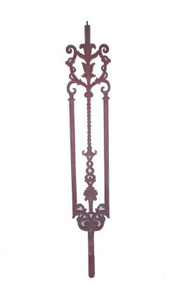 BSC1001 Ornamental Railing Panel1