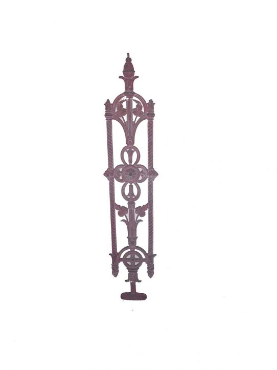 BSC1002 Ornamental Railing Panel1