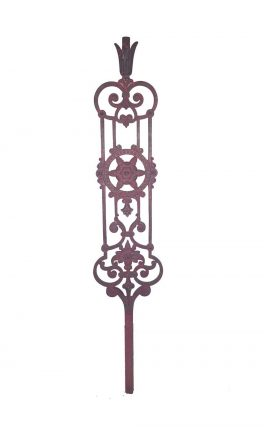 BSC1003 Ornamental Railing Panel1