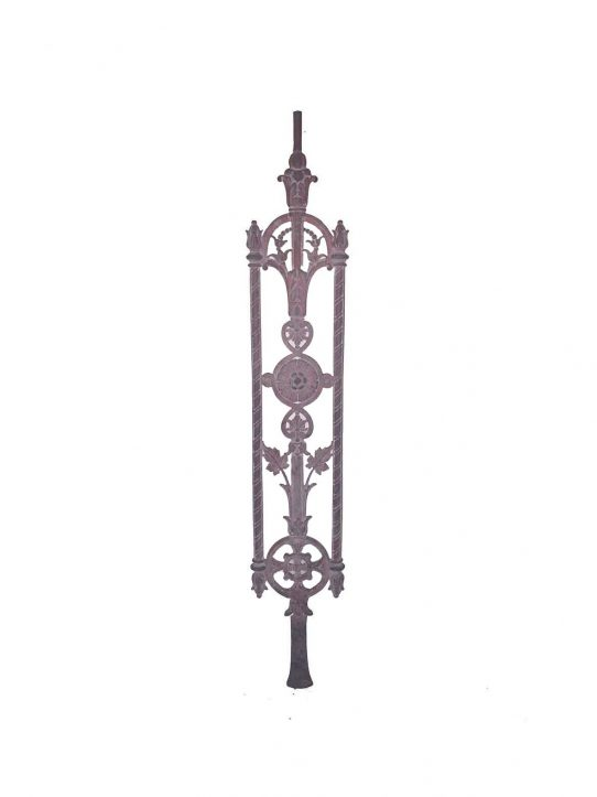 BSC1004 Ornamental Railing Panel1