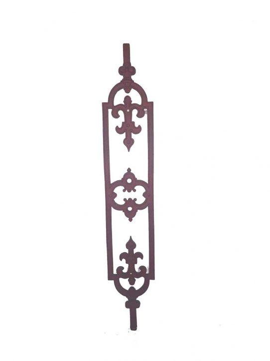BSC1005 Ornamental Railing Panel1