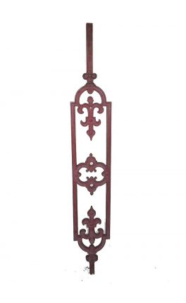 BSC1007 Ornamental Railing Panel1