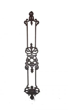 BSC1008 Ornamental Railing Panel1