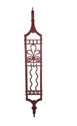 BSC1011 Ornamental Railing Panel1