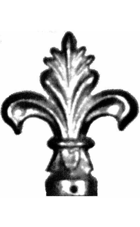BSC10124 Railing Head