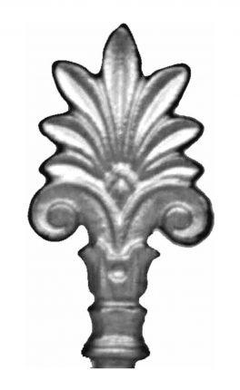 BSC10127 Railing Head