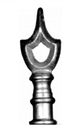 BSC10136 Railing Head
