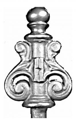 BSC10151 Railing Head