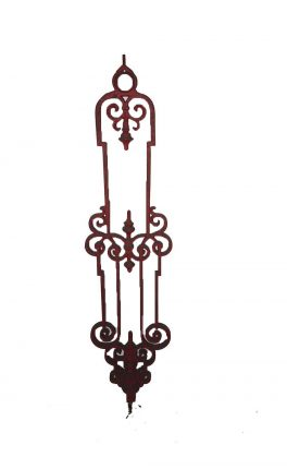 BSC1017 Ornamental Railing Panel1